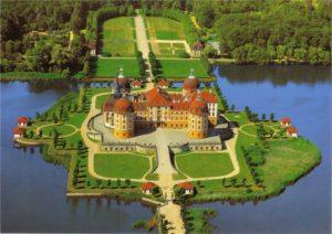 Zamok-Moricburg-Jagdschloss-Moritzburg-Germaniya