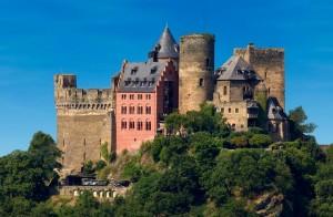 Замок-Шёнбург-Schönburg