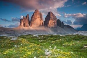 1-Доломитовые Альпы. Италия